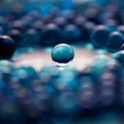blue-abstract-glass-balls